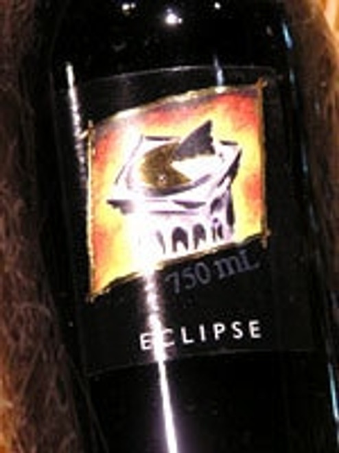 Noon Winery Eclipse Grenache Shiraz 2001***