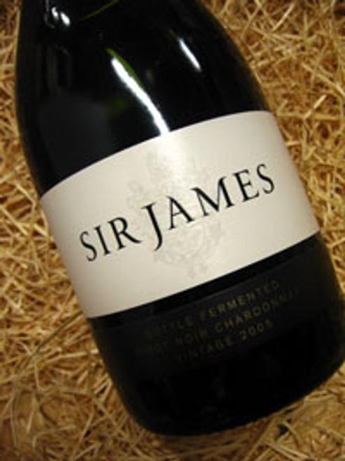 Hardys Sir James Pinot Noir Chardonnay Brut 2005