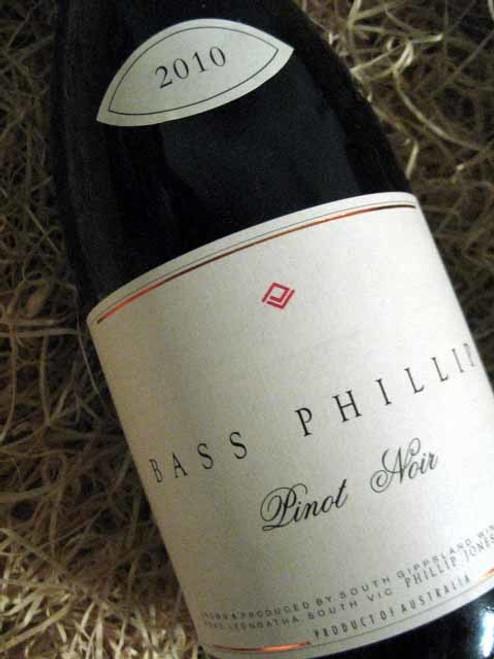 Bass Phillip Estate Pinot Noir 2010