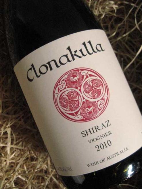 Clonakilla Shiraz Viognier 2010