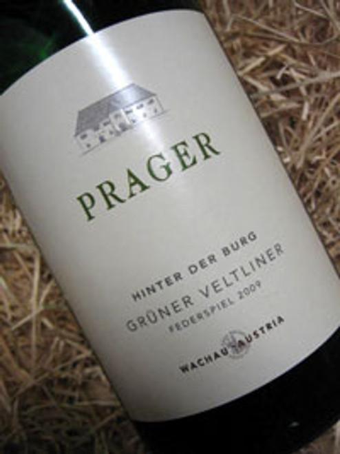 Prager Gruner Veltliner Federspiel 2009
