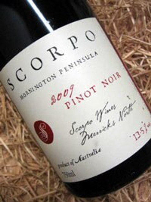 Scorpo Pinot Noir 2009