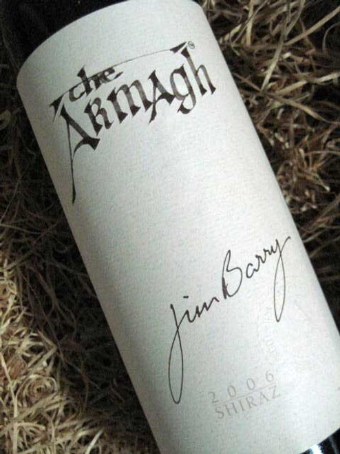 Jim Barry The Armagh Shiraz 2006