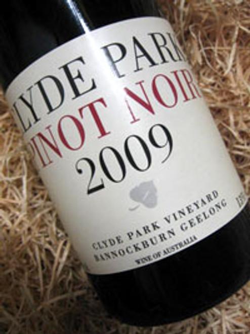 Clyde Park Estate Pinot Noir 2009