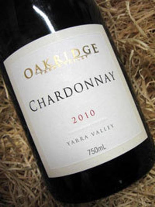 Oakridge Chardonnay 2010