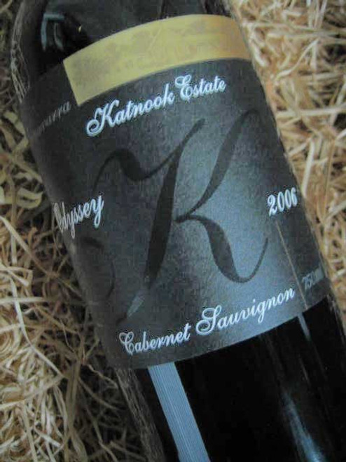 [SOLD-OUT] Katnook Estate Odyssey Cabernet Sauvignon 2006