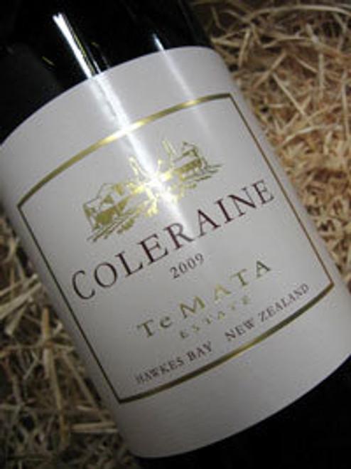 Te Mata Coleraine Cabernet Merlot 2009
