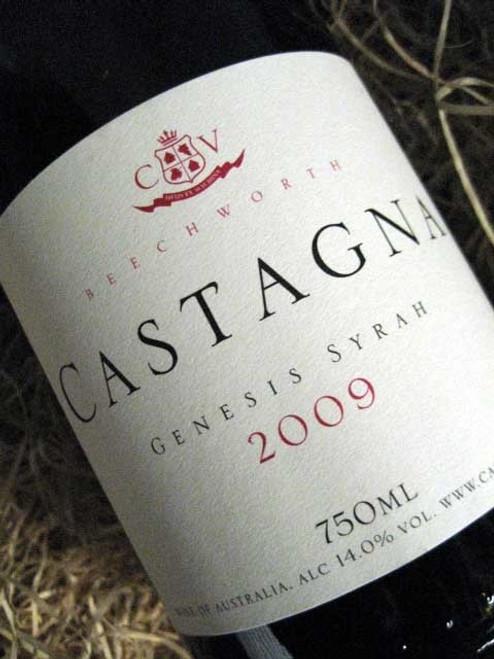 Castagna Genesis Syrah 2009
