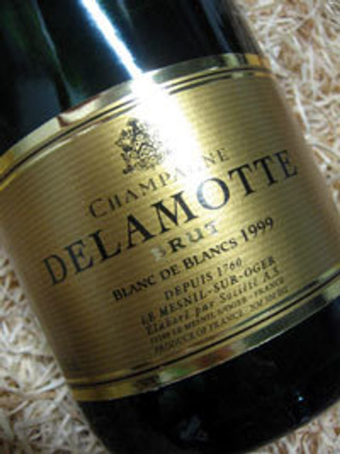 Delamotte Blanc de Blanc 1999