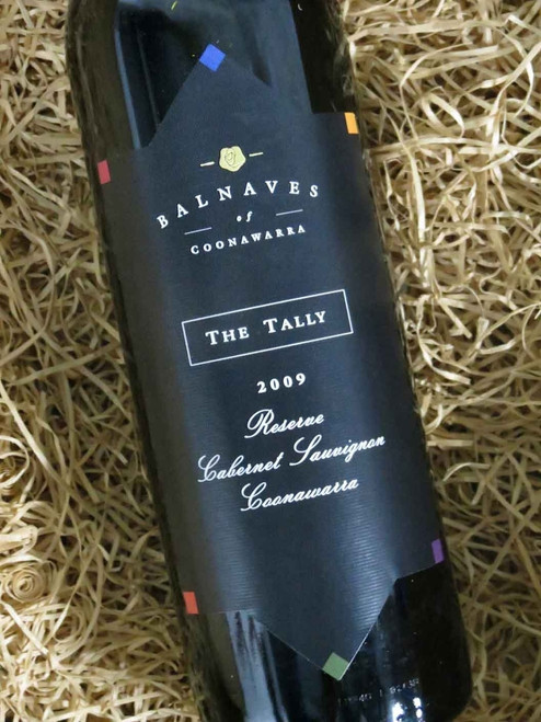 [SOLD-OUT] Balnaves The Tally Reserve Cabernet 2009