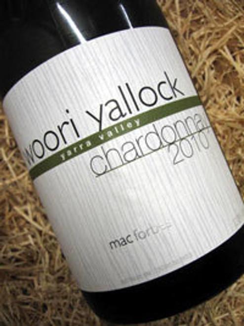 Mac Forbes Woori Yallock Chardonnay 2010