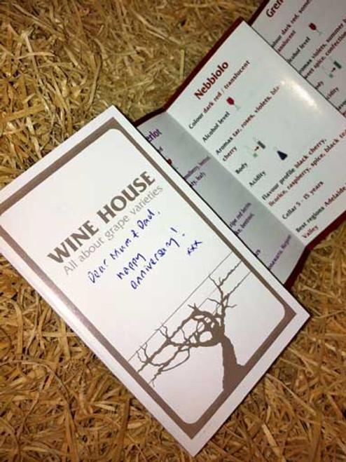 Pocket Guide to Wine Grape Varieties