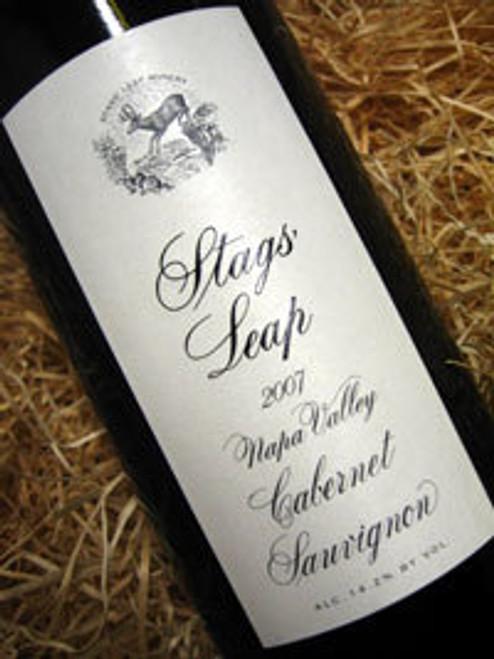 Stag's Leap Winery  Napa Valley Cabernet Sauvignon 2007