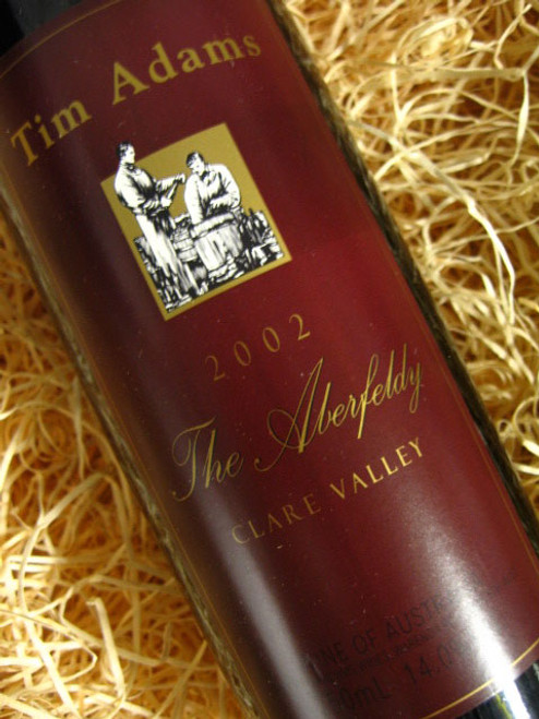 Tim Adams The Aberfeldy Shiraz 2002