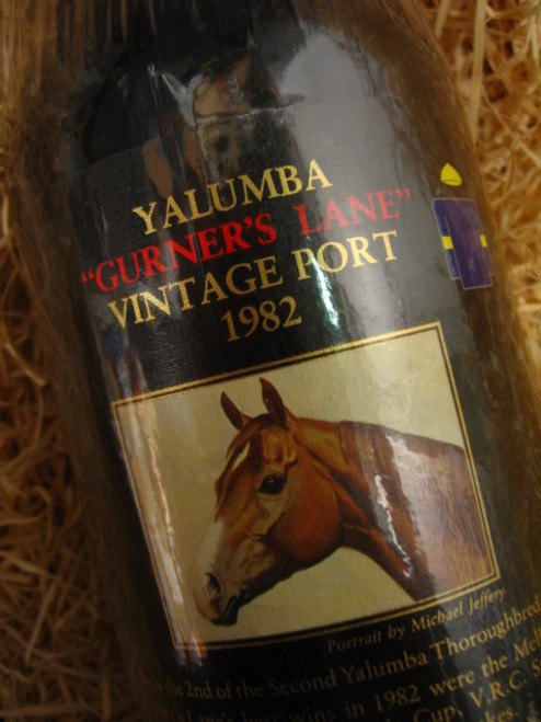 Yalumba Vintage Port 1982 Gurners Lane