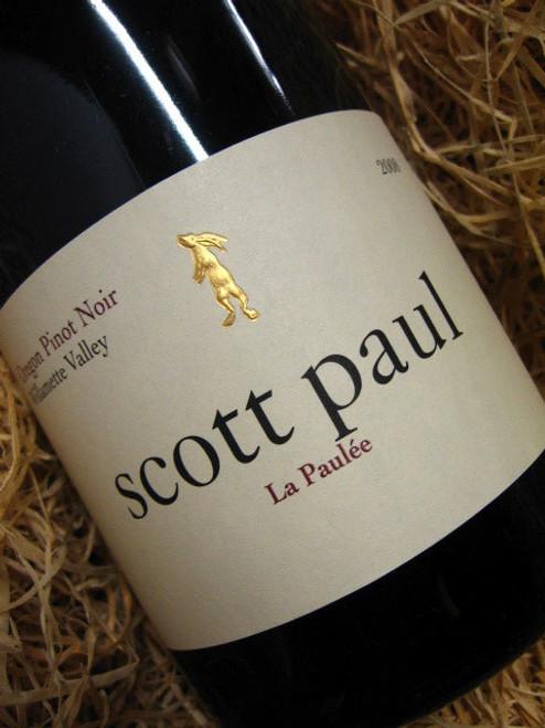 Scott Paul La Paulee Oregon Pinot Noir 2008