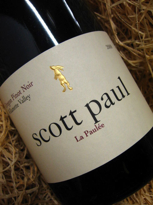 Scott Paul La Paulee Oregon Pinot Noir 2008
