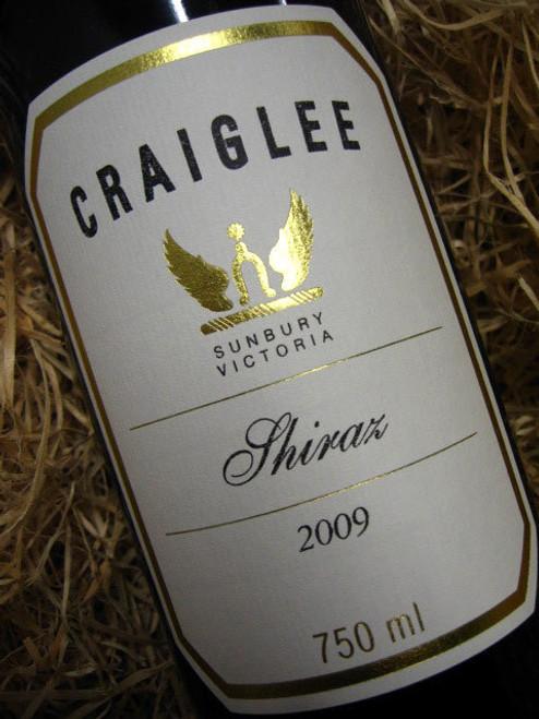 Craiglee Shiraz 2009