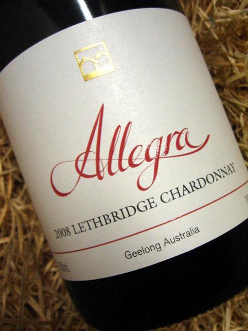 Lethbridge Allegra Chardonnay 2008