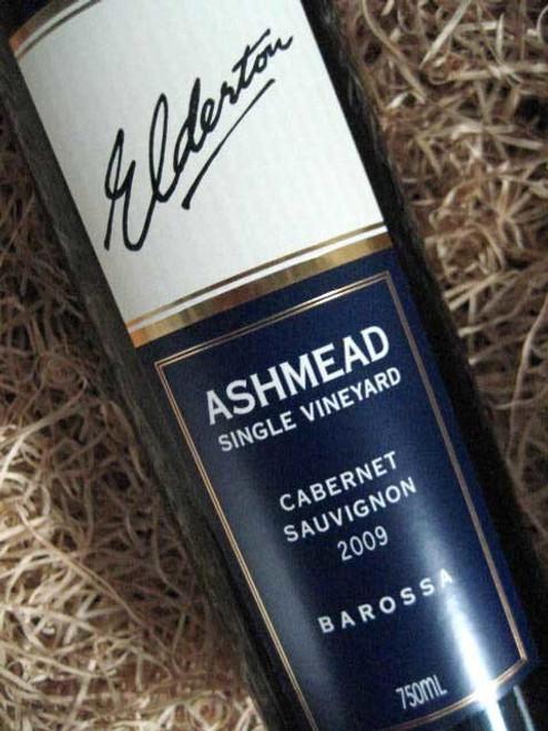 [SOLD-OUT] Elderton Ashmead Cabernet 2009