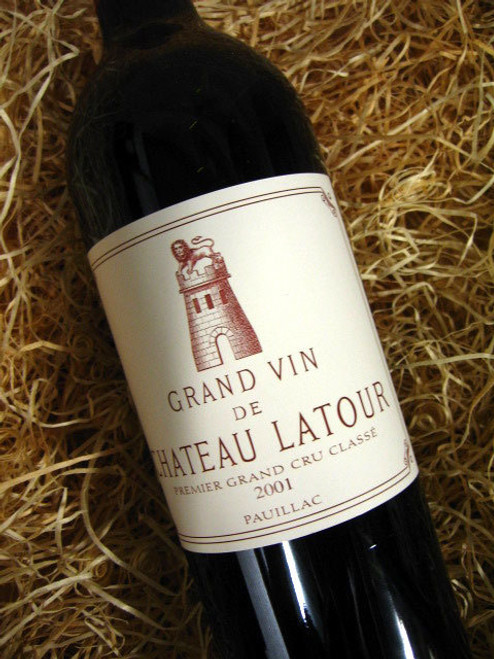 Chateau Latour 2001