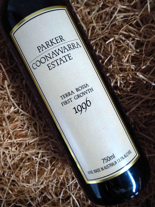 [SOLD-OUT] Parker Estate First Growth Cabernets 1996