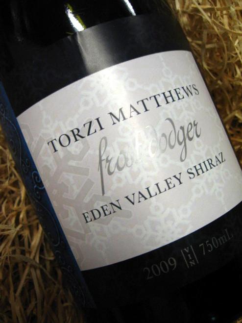 Torzi Matthews Frost Dodger Shiraz 2009