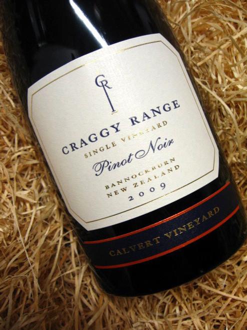 Craggy Range Calvert Pinot Noir 2009