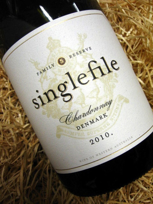 Singlefile Reserve Denmark Chardonnay 2010