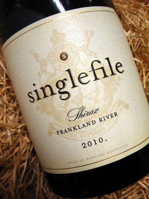 [SOLD-OUT] Singlefile Frankland River Shiraz 2010
