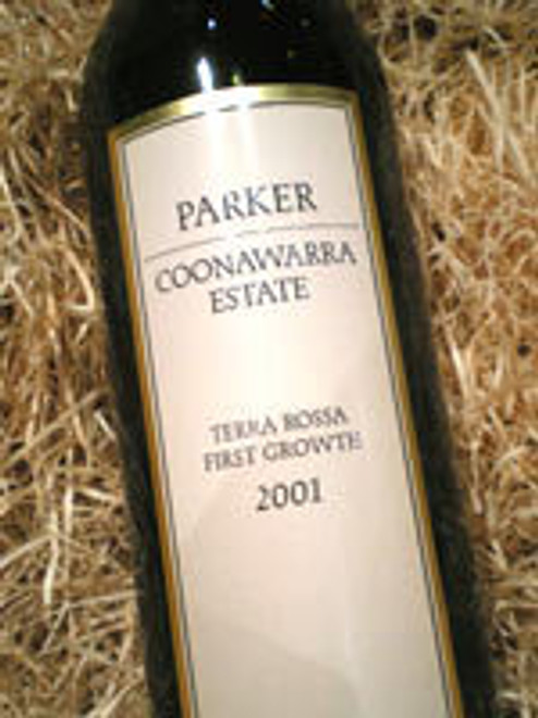 [SOLD-OUT] Parker Estate First Growth Cabernets 2001