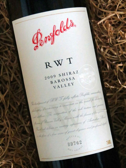 [SOLD-OUT] Penfolds RWT 2009