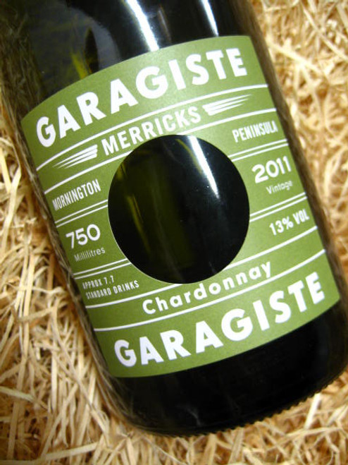 Garagiste Chardonnay 2011