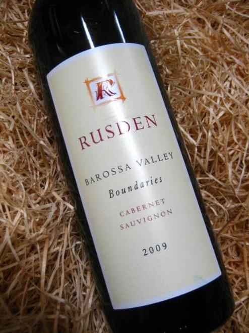 Rusden Boundaries Cabernet Sauvignon 2009