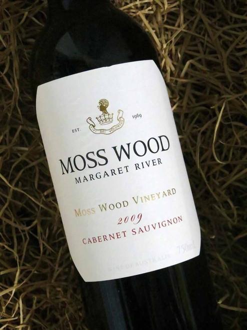[SOLD-OUT] Moss Wood Cabernet Sauvignon 2009