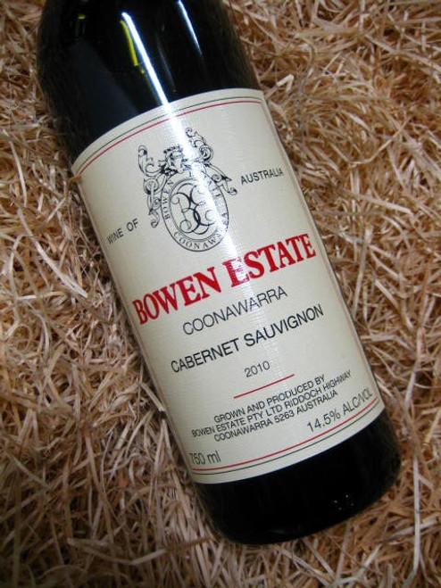 Bowen Estate Cabernet Sauvignon 2010