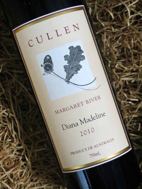 [SOLD-OUT] Cullen Diana Madeline Cabernet Merlot 2010 (Minor Damaged Label)