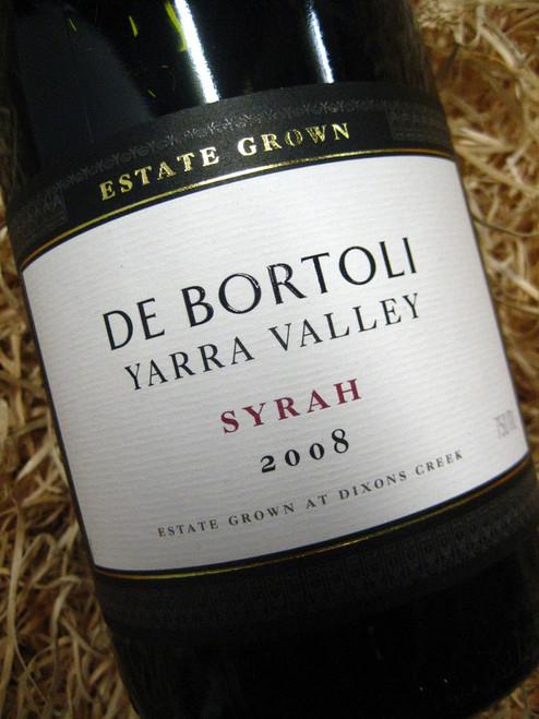 De Bortoli Yarra Syrah 2008