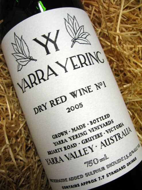 Yarra Yering Dry Red No 1 2005