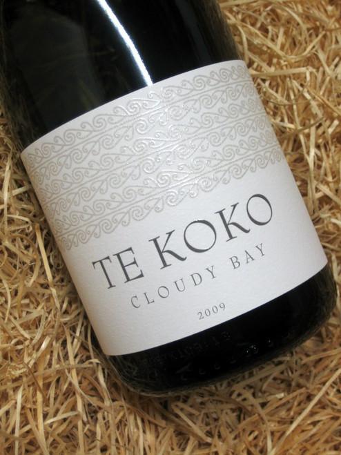 Cloudy Bay Te Koko 2009