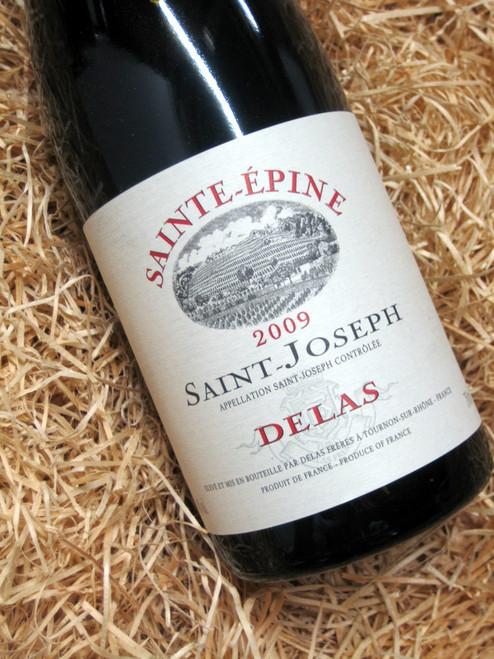 Delas St Joseph Sainte-Epine Rouge 2009