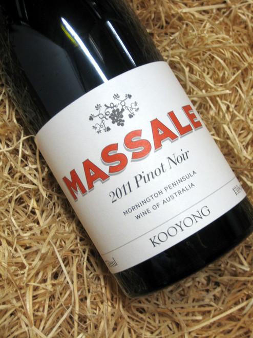 Kooyong Massale Pinot Noir 2011