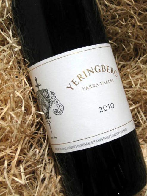 Yeringberg Cabernets 2010