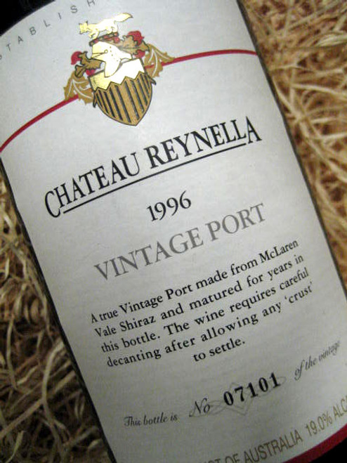 Chateau Reynella Vintage Port 1996
