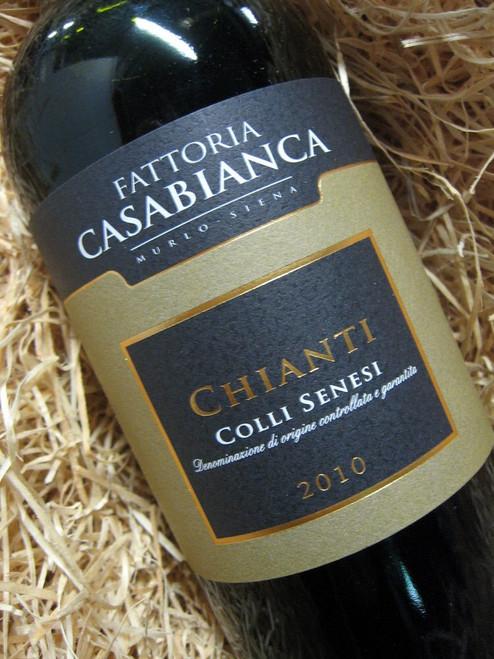 Casabianca Chianti Colli Senesi 2010