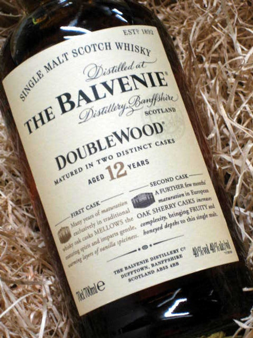 Balvenie Doublewood 12 YO Single Malt
