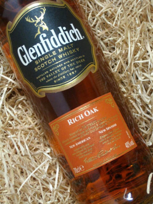 Glenfiddich 14YO Rich Oak Single Malt