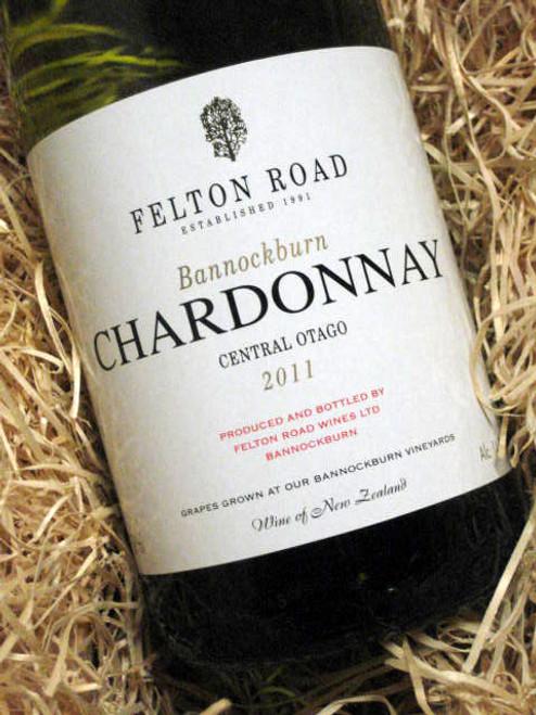 Felton Road Chardonnay 2011