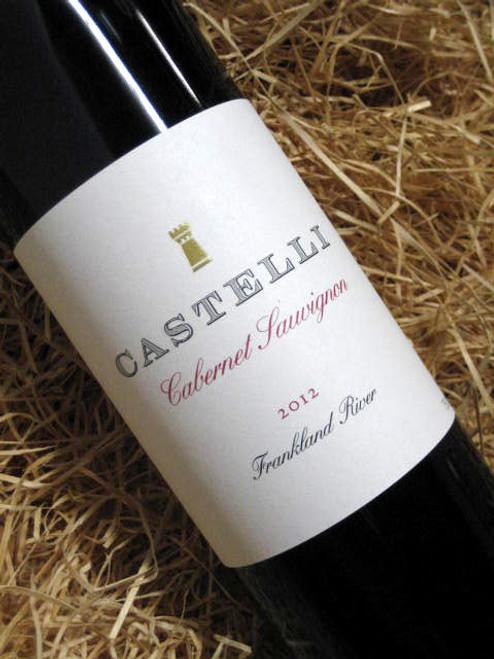 [SOLD-OUT] Castelli Cabernet Sauvignon 2012