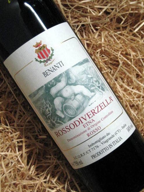 Benanti Norello Rosso Di Verzella 2012